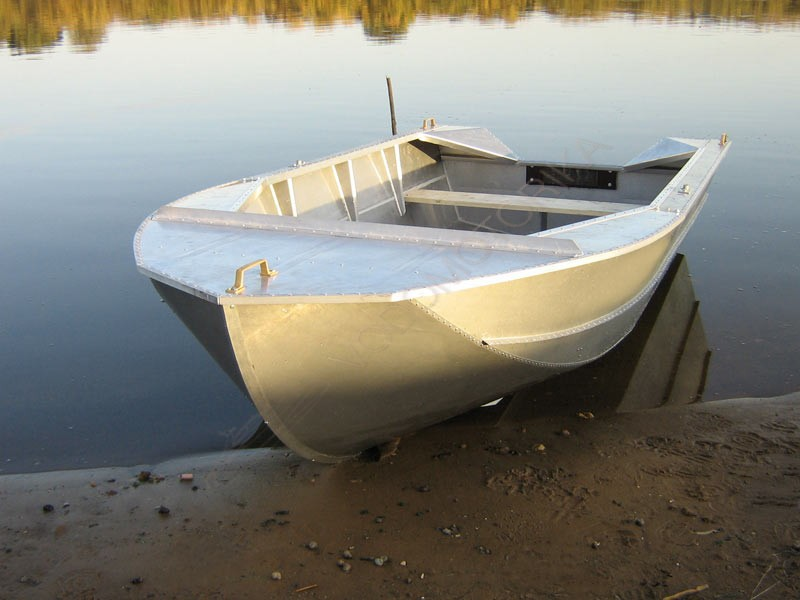 купить легкую дюралевую лодку